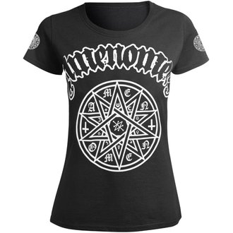 Damen T-Shirt Hardcore - STAR - AMENOMEN, AMENOMEN