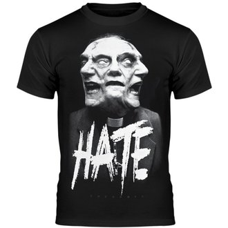 Herren T-Shirt Hardcore - HATE - AMENOMEN, AMENOMEN