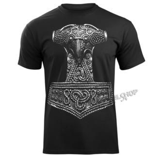 Herren T-Shirt - THOR'S HAMMER - VICTORY OR VALHALLA, VICTORY OR VALHALLA