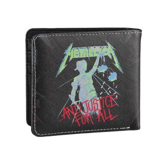 Geldbörse Metallica - And Justice For All, NNM, Metallica