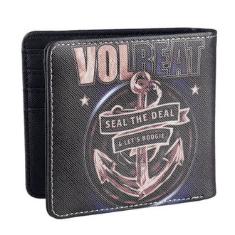Geldbörse Volbeat - Seal The Deal, NNM, Volbeat