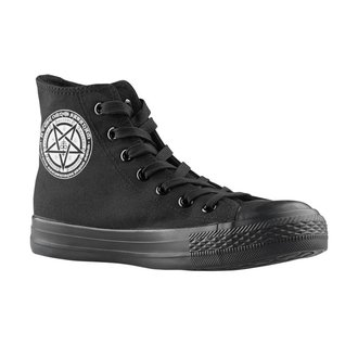 Unisex Low Sneakers - Pentagramus - AMENOMEN, AMENOMEN