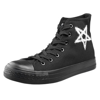 Unisex Low Sneakers - Pentagram - AMENOMEN, AMENOMEN