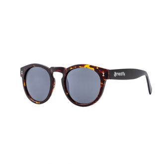 Sonnenbrille MEATFLY - POMPEI - B - 4/17/55 - Tortoise Schwarz, MEATFLY