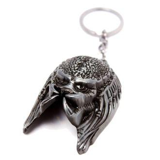 Schlüsselanhänger PREDATOR'S HEAD IN GOLD - METAL - LEGEND, LEGEND, Alien - Vetřelec