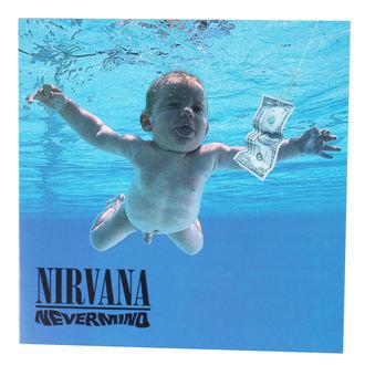 Glückwunschkarte Nirvana - ROCK OFF, ROCK OFF, Nirvana