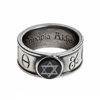 Ring ALCHEMY GOTHIC - Principia Alchemystica, ALCHEMY GOTHIC