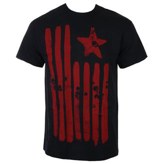 Herren T-Shirt Metal Rage against the machine - Star & Stripes -, Rage against the machine