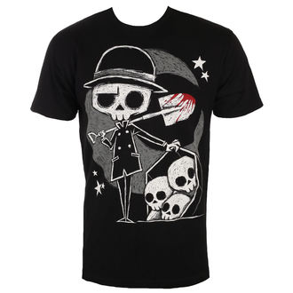 Herren T-Shirt Hardcore - The Gravedigger - Akumu Ink, Akumu Ink