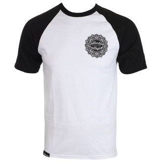 Herren T-Shirt - CCC mandala UNI - COLLECTIVE COLLAPSE, COLLECTIVE COLLAPSE