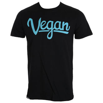 Herren T-Shirt - Vegan Letters - COLLECTIVE COLLAPSE, COLLECTIVE COLLAPSE