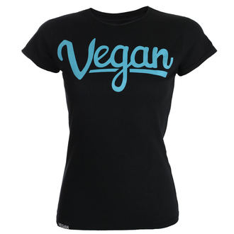 Damen T-Shirt - Vegan Letters - COLLECTIVE COLLAPSE, COLLECTIVE COLLAPSE