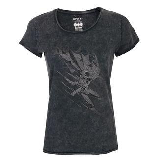 Damen T-Shirt Film Batman - BLACK -