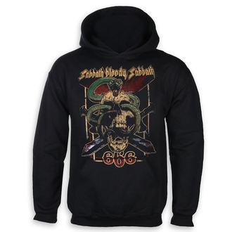 mikina pánská Black Sabbath - Bloody Sabbath 666 - ROCK OFF, ROCK OFF, Black Sabbath