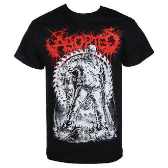 Herren T-Shirt Metal Aborted - JASON - RAZAMATAZ, RAZAMATAZ, Aborted