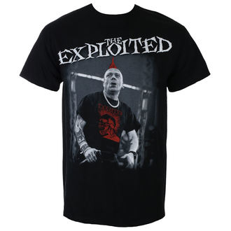 Herren T-Shirt Metal Exploited - WATTLE LIVE - RAZAMATAZ, RAZAMATAZ, Exploited