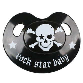 Schnuller ROCK STAR BABY - Pirate, ROCK STAR BABY