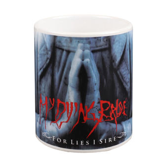 Keramiktasse  (Pott) My Dying Bride - For Lies I Sire, ROCK OFF, My Dying Bride
