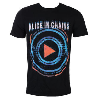 Herre T-Shirt Metal Alice In Chains - Played - ROCK OFF, ROCK OFF, Alice In Chains