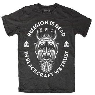 Herren T-Shirt - Religion is Dead - BLACK CRAFT, BLACK CRAFT