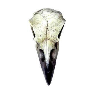 Dekoration ALCHEMY GOTHIC - Small Raven Skull, ALCHEMY GOTHIC