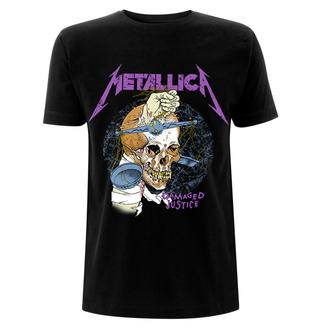 Herren T-Shirt Metal Metallica - Damage Hammer -