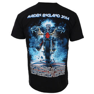 Herren T-Shirt Metal Iron Maiden - Tour Trooper - ROCK OFF, ROCK OFF, Iron Maiden