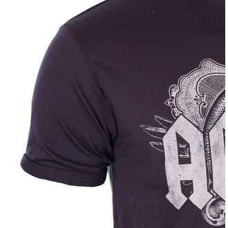 Herren T-Shirt Metal AC-DC - Black Ice - ROCK OFF, ROCK OFF, AC-DC