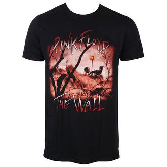 Herren T-Shirt Metal Pink Floyd - The Wall Meadow - ROCK OFF, ROCK OFF, Pink Floyd