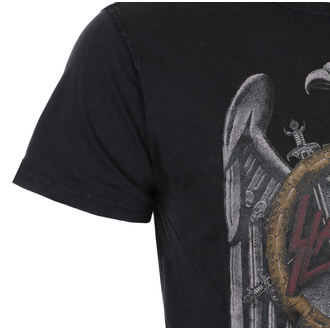 Herren T-Shirt Metal Slayer - Vintage Eagle - ROCK OFF, ROCK OFF, Slayer
