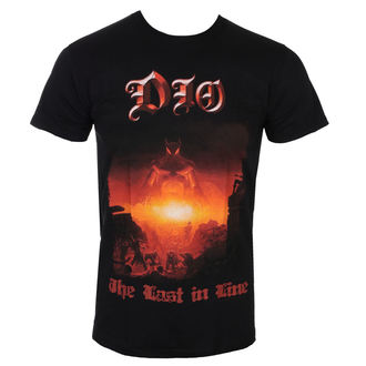 Herren T-Shirt Metal Dio - The Last In Line - ROCK OFF, ROCK OFF, Dio