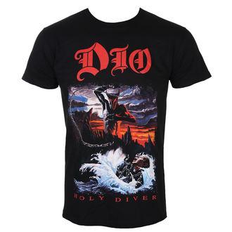 Herren T-Shirt Metal Dio - Holy Diver - ROCK OFF, ROCK OFF, Dio