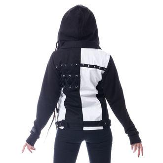 bunda dámská Vixxsin - ROCKSTAR - BLACK/WHITE, VIXXSIN