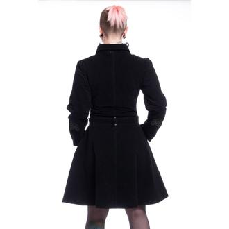 Damen Mantel POIZEN INDUSTRIES - ROZALINA - SCHWARZ, POIZEN INDUSTRIES