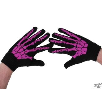 Handschuhe BONE - 59013-782 pink, ROCK DADDY