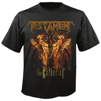 Herren T-Shirt Metal Testament - The gathering 2017 - NUCLEAR BLAST, NUCLEAR BLAST, Testament