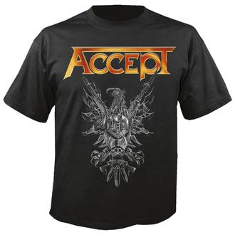 Herren T-Shirt Metal Accept - The rise of chaos - NUCLEAR BLAST, NUCLEAR BLAST, Accept