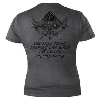 Damen T-Shirt Metal Machine Head - NUCLEAR BLAST - NUCLEAR BLAST, NUCLEAR BLAST, Machine Head
