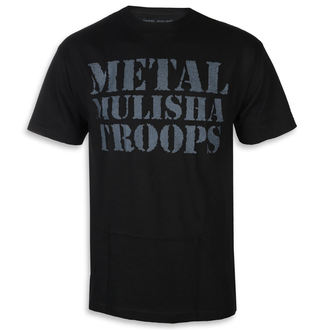 Herren T-Shirt Street - OG TROOPS BLK - METAL MULISHA, METAL MULISHA