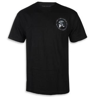 Herren T-Shirt Street - CHAIN GANG BLK - METAL MULISHA, METAL MULISHA