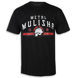 Herren T-Shirt Street - JUNKYARD BLK - METAL MULISHA, METAL MULISHA