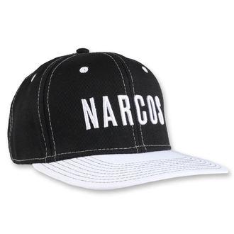Kappe Cap Narcos - Logo, NNM