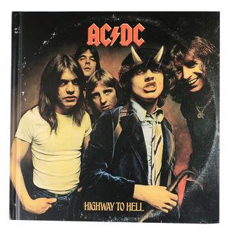 Notizbuch AC / DC, NNM, AC-DC