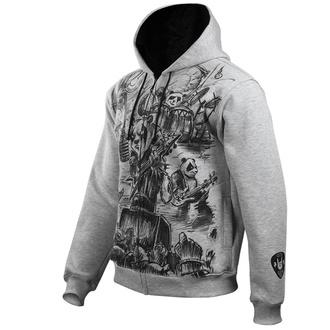 Herren Hoodie - Metal Pandas - ALISTAR, ALISTAR