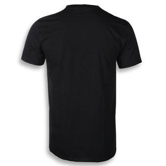 Herren T-Shirt Metal Johnny Cash - Rules Everything - ROCK OFF, ROCK OFF, Johnny Cash