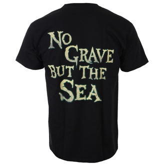 Herren T-Shirt Metal Alestorm - No Grave But The Sea - NAPALM RECORDS, NAPALM RECORDS, Alestorm