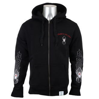 Herren Hoodie - SPIDER - West Coast Choppers