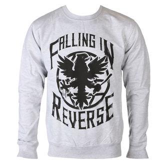 Herren Sweatshirts Falling In Reverse - EAGLE - PLASTIC HEAD, PLASTIC HEAD, Falling In Reverse