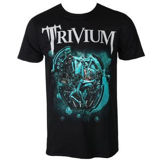 Herren T-Shirt Metal Trivium - ORB - PLASTIC HEAD