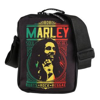 Umhängetasche BOB MARLEY - ROOTS ROCK REGGAE - Crossbody, Bob Marley